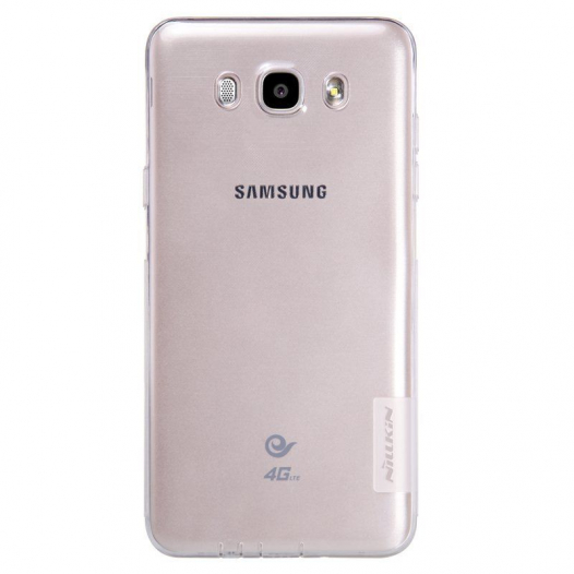 TPU чехол Nillkin Nature Series для Samsung J710F Galaxy J7 (2016)