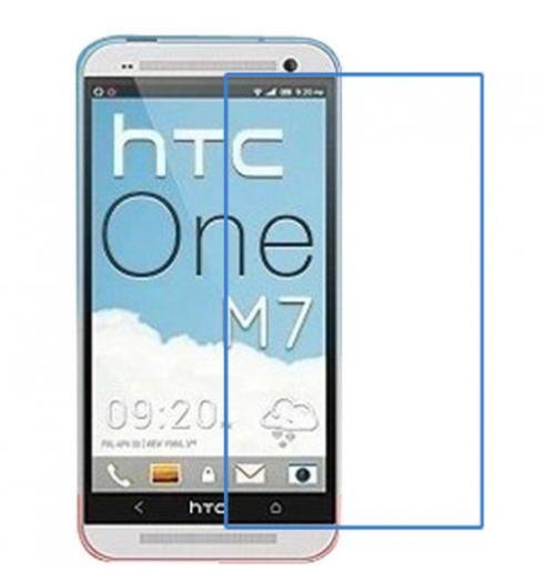 Защитное стекло Ultra Tempered Glass 0.33mm (H+) для HTC One / M7 (картонная упаковка)