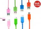 Универсальный кабель IMAK USB to microUSB
