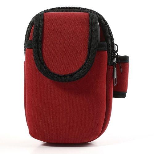 Неопреновый спортивный чехол на руку Sport Armband для смартфонов до 4,7'' с карманом