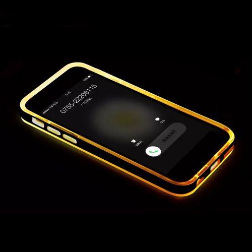 Светящийся TPU чехол ROCK Tube Series для Apple iPhone 6/6s (4.7