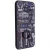 TPU чехол Melkco Poly Jacket для Lenovo IdeaPhone A680 (+ мат.пленка)