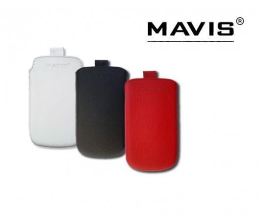 Кожаный футляр Mavis Classic для Nokia Asha 305/306