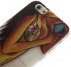 "TPU чехол IMD Print ""Flower Tattoo Girl"" для Apple iPhone 6 (4.7"")"