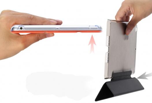 Чехол (книжка) Rock Touch series для Apple IPAD mini (RETINA)/Apple IPAD mini 3
