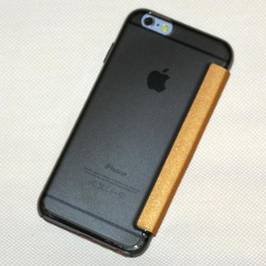 Кожаный чехол (книжка) Remax Jean Series для Apple iPhone 6/6s (4.7