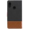 Кожаный чехол (книжка) Nillkin Sparkle Series для Microsoft Lumia 532 Dual Sim