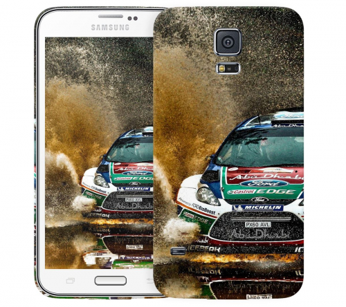 Чехол «Ford» для Samsung Galaxy S5