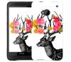 Чехол «Олень Весна» для HTC One