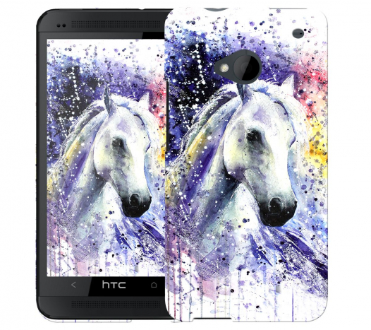 Чехол «Лошадка» для HTC One