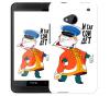Чехол «И так сойдет!» для HTC One