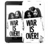Чехол «War is over» для HTC One