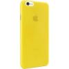 "Ультратонкая пластиковая накладка Ozaki 0.3 Jelly Series для Apple iPhone 6/6s (4.7"") (+ пленка)"