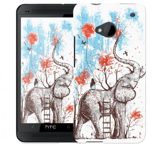 Чехол «Вдохновение» для HTC One