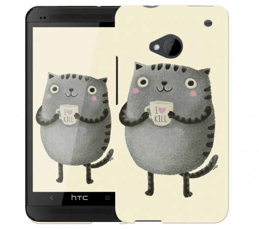 Чехол «Love Kill» для HTC One