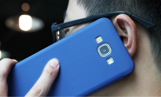 Чехол (книжка) Rock Touch series для Samsung Galaxy A8