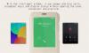 Чехол (книжка) Rock Touch series для Meizu MX5