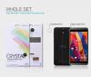 Защитная пленка Nillkin Crystal для HTC One / E9+