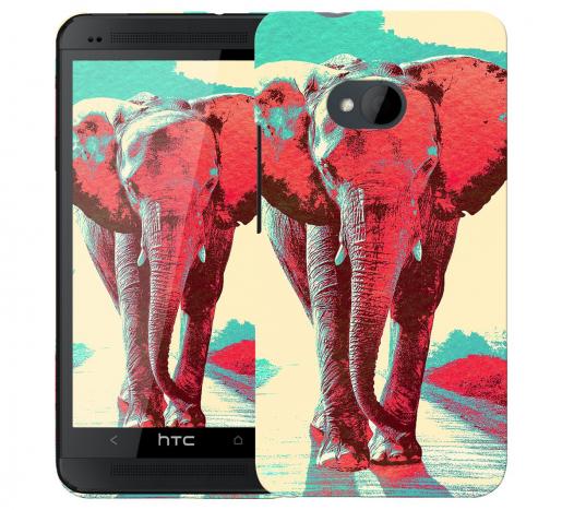 Чехол «Слон» для HTC One