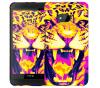 Чехол «Леопард» для HTC One