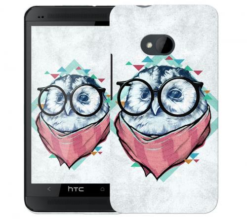Чехол «Мудрая Сова» для HTC One