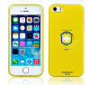 "TPU чехол Remax World Cup ""Brazil"" для Apple iPhone 5/5S/SE"