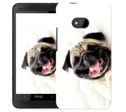 Чехол «Fun dog» для HTC One