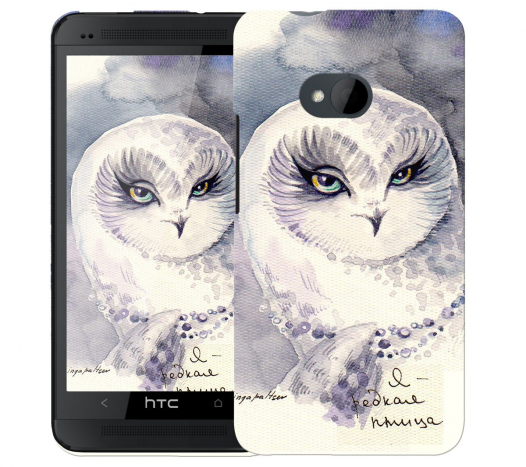 Чехол «Редкая птица» для HTC One