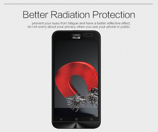 Защитная пленка Nillkin для Asus Zenfone 2 Laser (ZE500KL)