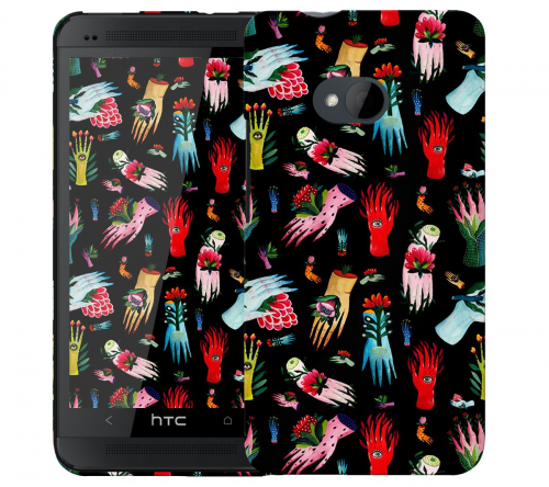 Чехол «Hands» для HTC One