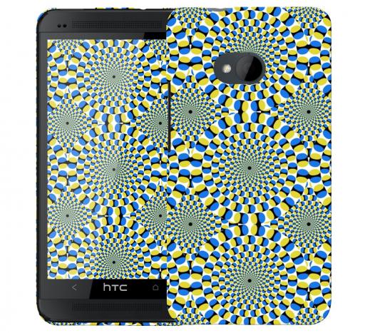 Чехол «Иллюзия» для HTC One