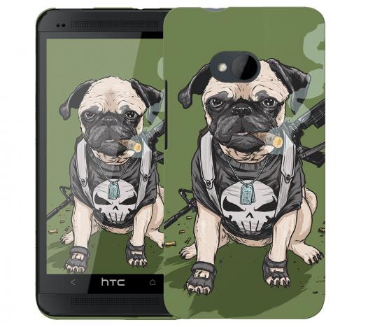 Чехол «Dog» для HTC One