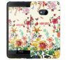 Чехол «Kenzo Flowers» для HTC One