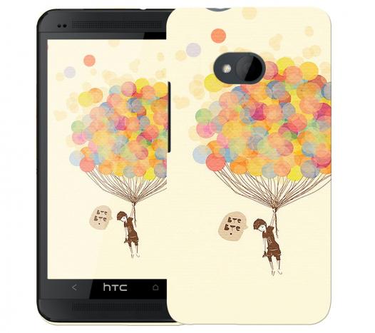 Чехол «Bye-bye» для HTC One