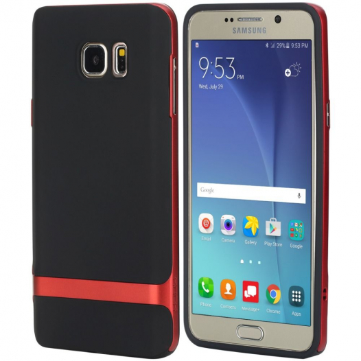 TPU+PC чехол Rock Royce Series для Samsung Galaxy Note 5