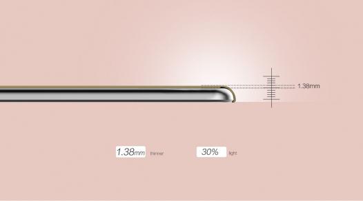 Кожаный чехол (книжка) Rock Devita Series для Apple iPad mini 4