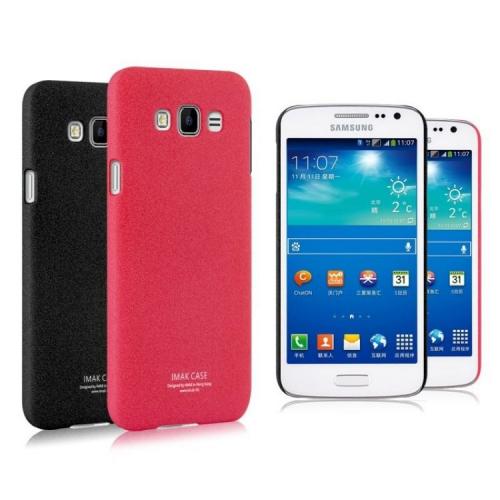 Пластиковая накладка IMAK Cowboy series для Samsung E500H/DS Galaxy E5