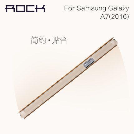 Чехол (книжка) Rock Touch series для Samsung A710F Galaxy A7 (2016)