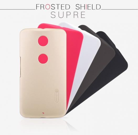 Чехол Nillkin Matte для Motorola Nexus 6 (+ пленка)