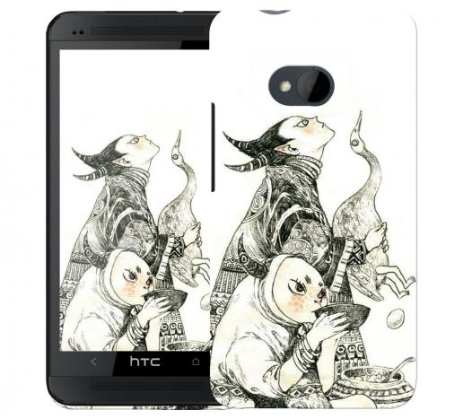 Чехол «china» для HTC One