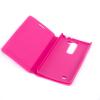 Кожаный чехол-книжка Original для LG H502F Magna