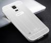 Металлический бампер с акриловой вставкой Msvii для Samsung G935F Galaxy S7 Edge