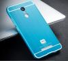 Металлический бампер с акриловой вставкой Msvii для Xiaomi Redmi Note 3 / Redmi Note 3 Pro