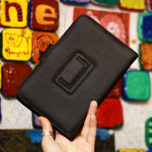 Кожаный чехол-книжка Mavis Classic с функцией подставки для Samsung Galaxy Tab 2 7.0 P3100/P6200