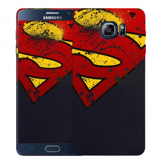 Чехол «Supermen» для Samsung Galaxy S5