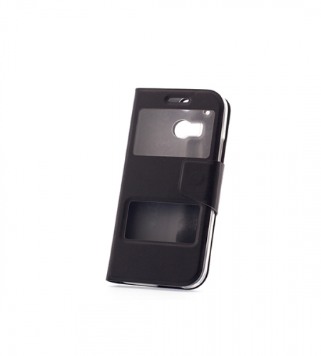 Чехол (книжка) с TPU креплением для HTC New One 2 / M8