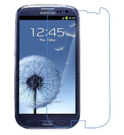 Защитное стекло Ultra Tempered Glass 0.33mm (H+) для Samsung i9300 Galaxy S3 (картонная упаковка)