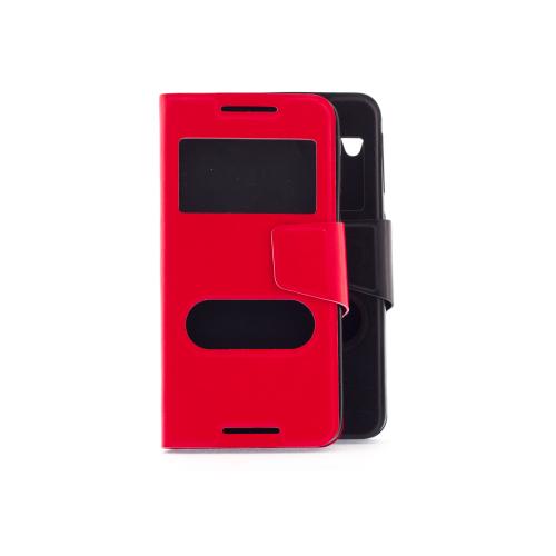 Чехол (книжка) с TPU креплением для HTC Desire 626