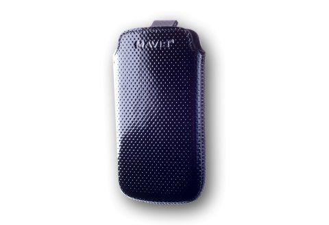 Кожаный футляр Mavis Premium PERFO для Apple iPhone 4/4S