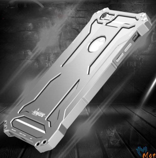 Алюминиевый защитный бампер Luphie King-Kong Series для Apple iPhone 6/6s (4.7